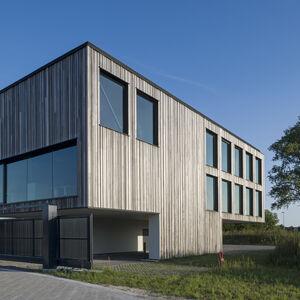 Realisatie Woodface Padoek Bontinck architecture and engineering 6