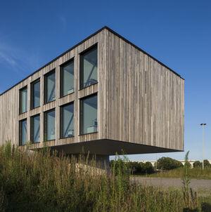 Realisatie Woodface Padoek Bontinck architecture and engineering 4