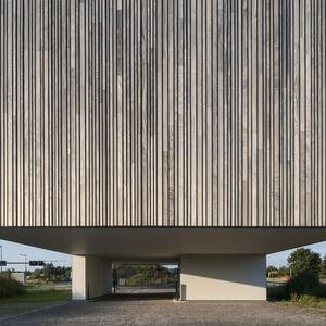 Realisatie Woodface Padoek Bontinck architecture and engineering 3