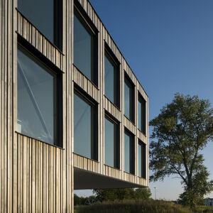 Realisatie Woodface Padoek Bontinck architecture and engineering 2