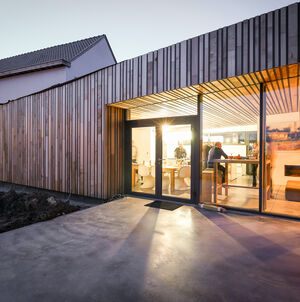 Realisatie Woodface Western Red Ceder Open Architectes 1