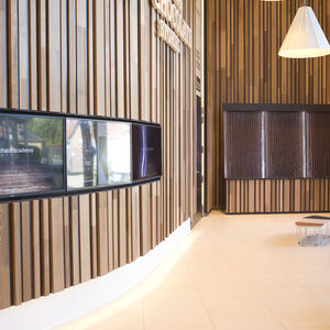 Realisatie Woodface Western Red Ceder interieurarchitect Stijn Ontwerpt 12