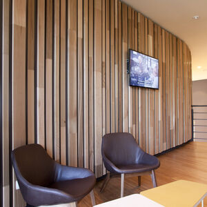 Realisatie Woodface Western Red Ceder interieurarchitect Stijn Ontwerpt 5