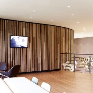 Realisatie Woodface Western Red Ceder interieurarchitect Stijn Ontwerpt 3