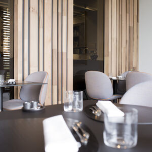 Realisatie Woodface Western Red Ceder Inoforma Architects Wevelgem 28