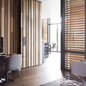 Realisatie Woodface Western Red Ceder Inoforma Architects Wevelgem 25