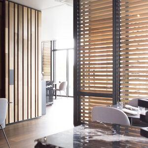 Realisatie Woodface Western Red Ceder Inoforma Architects Wevelgem 24