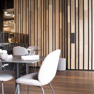 Realisatie Woodface Western Red Ceder Inoforma Architects Wevelgem 23