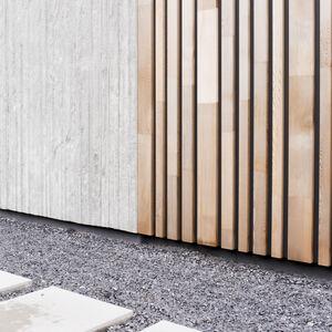 Realisatie Woodface Western Red Ceder Inoforma Architects Wevelgem 20