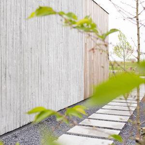 Realisatie Woodface Western Red Ceder Inoforma Architects Wevelgem 19