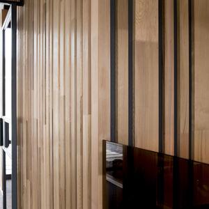 Realisatie Woodface Western Red Ceder Inoforma Architects Wevelgem 13