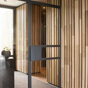 Realisatie Woodface Western Red Ceder Inoforma Architects Wevelgem 9