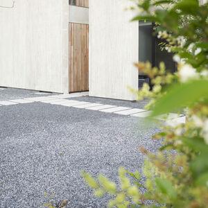 Realisatie Woodface Western Red Ceder Inoforma Architects Wevelgem 4