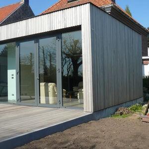 Realisatie hage Padoek Architecten Dirk Baert & Bernard Libert 2