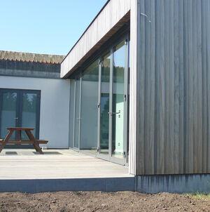 Realisatie hage Padoek Architecten Dirk Baert & Bernard Libert 1