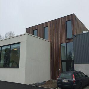 Realisatie Woodface Padoek Wielfaert Architecten 2
