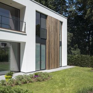 realisatie Woodface Padoek Schellen Architecten 4
