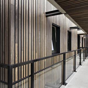realisatie Woodface Padoek Architectuur Depot 9