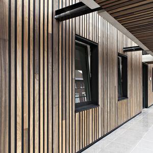 realisatie Woodface Padoek Architectuur Depot 8