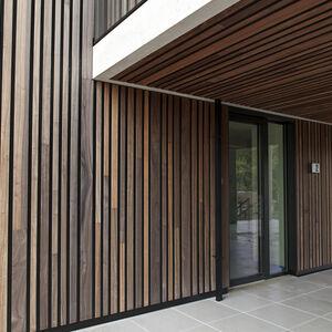 realisatie Woodface Padoek Architectuur Depot 7