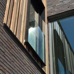 realisatie Woodface Padoek Architect Vincent Kesteloot 3